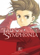 mangas - Tales of Symphonia