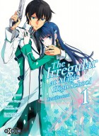 manga - The Irregular at Magic High School – Enrôlement