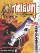 Manga - Trigun Maximum