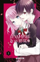 mangas - The Vampire and the Rose