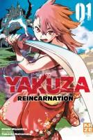 mangas - Yakuza Reincarnation