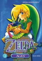 manga - Zelda - Oracle of Ages