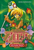 Manga - Manhwa - The Legend of Zelda - Oracle of ...
