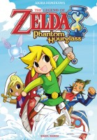 Manga - Manhwa - The Legend of Zelda - Phantom of Hourglass
