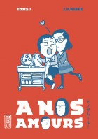 mangas - A nos amours