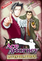 Manga - Ace Attorney - Investigations