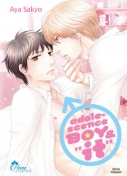 Manga - Manhwa - Adolescence Boy & It