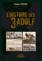 mangas - Histoire des 3 Adolf (l') - Deluxe