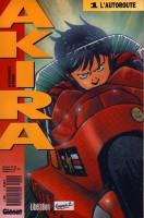 Mangas - Akira - kiosque