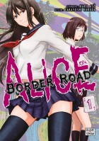 Mangas - Alice on border road