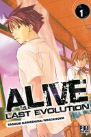 Mangas - Alive Last Evolution