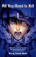 All You Need Is Kill - Takeshi Obata vo