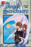 mangas - Angel sanctuary