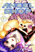 mangas - Angel shop