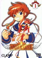 mangas - Angelic Layer