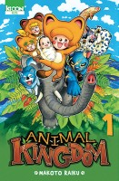 mangas - Animal kingdom