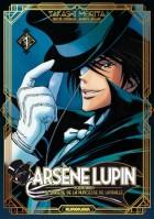 Manga - Arsène Lupin