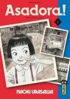 Manga - Asadora