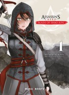 vidéo manga - Assassin's Creed - Blade of Shao Jun