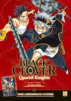 Mangas - Black Clover - Quartet Knights