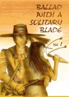 Manga - Ballad With A Solitary Blade