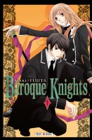 mangas - Baroque Knights