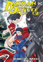mangas - Batman and Justice League vo