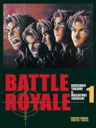 Manga - Battle Royale