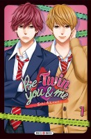 Mangas - Be-Twin you & me