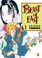 mangas - Beast of East