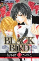 mangas - Black Bird vo