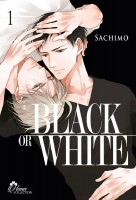 Manga - Black or White