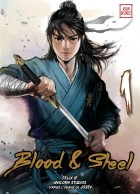 Manga - Blood and steel