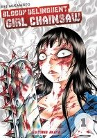 vidéo manga - Bloody Delinquent Girl Chainsaw