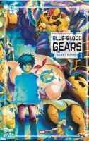 Mangas - Blue blood gears