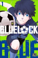manga - Blue Lock