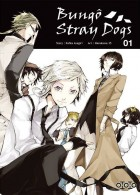 Manga - Bungô Stray Dogs