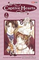 Manga - Manhwa - Captive Hearts