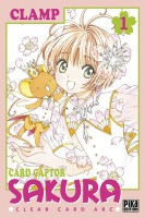 mangas - Card Captor Sakura - Clear Card Arc
