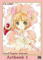 mangas - Card Captor Sakura - Artbook