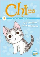 Manga - Chi - Une vie de chat - Poche