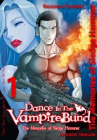 Manga - Dance in the Vampire Bund - Sledge Hammer