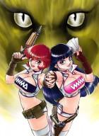 mangas - Dan et Danny - Dirty Pair