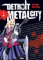 Manga - Detroit Metal City - DMC