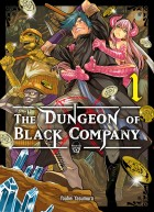 mangas - The Dungeon of Black Company