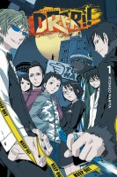 Manga - Durarara !! - light novel vo