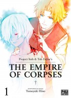 Manga - The Empire of Corpses