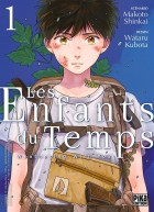 manga - Enfants du temps (les) - Weathering With You
