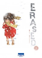 Manga - Manhwa - Erased