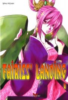 Manga - Manhwa - Fairies' Landing